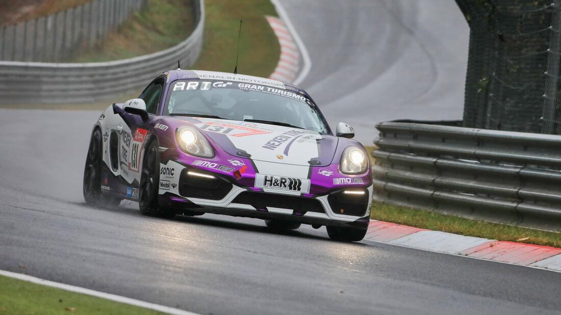 Porsche Cayman S - Pixum CFN Team Adrenalin Motorsport - Startnummer #131 - Klasse: V6 - 24h-Rennen - Nürburgring - Nordschleife - 24. bis 27. September 2020