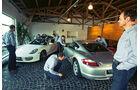 Porsche Cayman S, Porsche Boxster S,