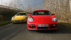 Porsche Cayman S - Porsche Carrera S Kit 02