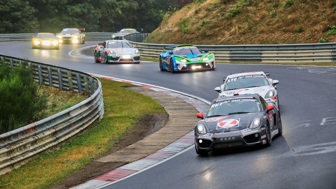 Porsche Cayman S - Startnummer 132 - 24h Rennen Nürburgring - Nürburgring-Nordschleife - 27. September 2020