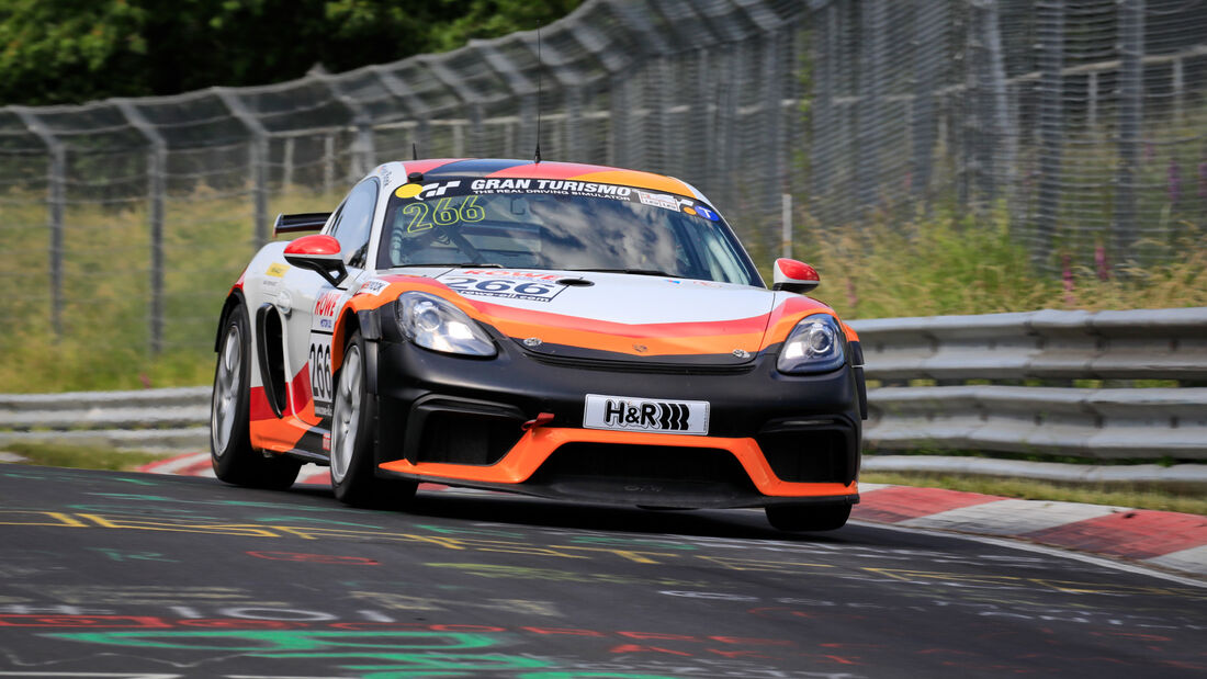 Porsche Cayman S - Startnummer #266 - MSC Münster e.V. DMV - SP4T - NLS 2020 - Langstreckenmeisterschaft - Nürburgring - Nordschleife
