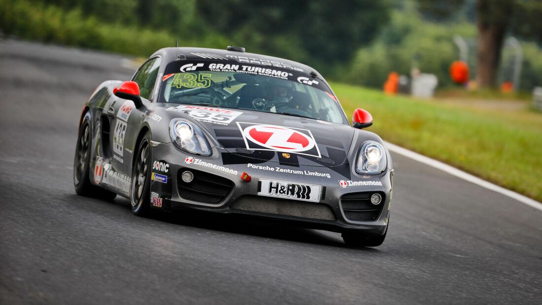 Porsche Cayman S - Startnummer #435 - Team Mathol Racing e.V. - V6 - NLS 2021 - Langstreckenmeisterschaft - Nürburgring - Nordschleife