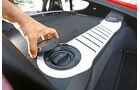 Porsche Cayman S, Tankdeckel, Einfüllstutzen