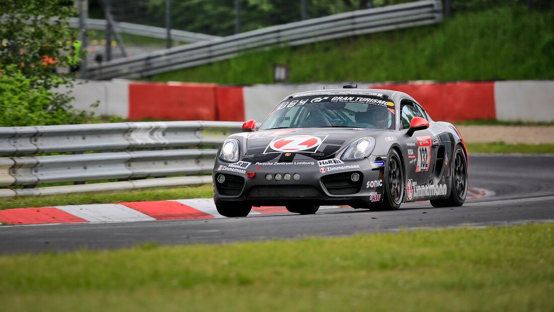 Porsche Cayman S - Team Mathol Racing e.V. - Startnummer #132 - Klasse: V 6 - 24h-Rennen - Nürburgring - Nordschleife - 03. - 06. Juni 2021