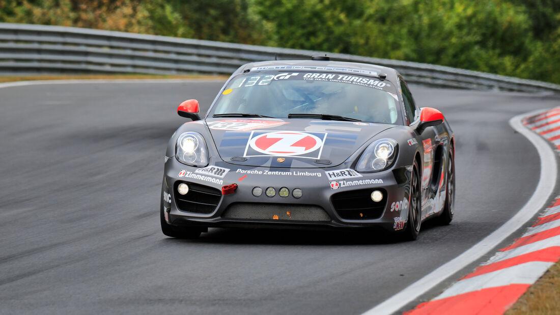 Porsche Cayman S - Team Mathol Racing e.V. - Startnummer #132 - Klasse: V6 - 24h-Rennen - Nürburgring - Nordschleife - 24. bis 27. September 2020