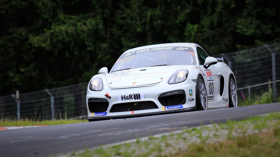 Porsche Cayman - Startnummer #100 - Pit Lane - AMC Sankt Vith - SP7 - NLS 2020 - Langstreckenmeisterschaft - Nürburgring - Nordschleife