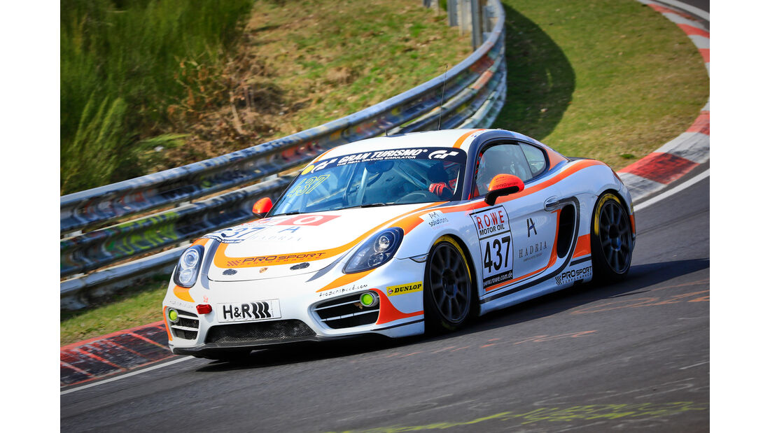 Porsche Cayman - Startnummer #437 - PROsport-Performance GmbH - V5 -  VLN 2019 - Langstreckenmeisterschaft - Nürburgring - Nordschleife
