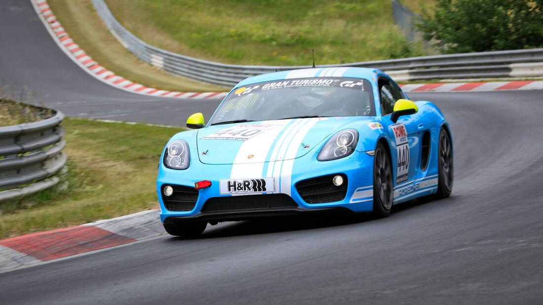 Porsche Cayman - Startnummer #440 - 9und11 Racing Team - V5 - NLS 2020 - Langstreckenmeisterschaft - Nürburgring - Nordschleife