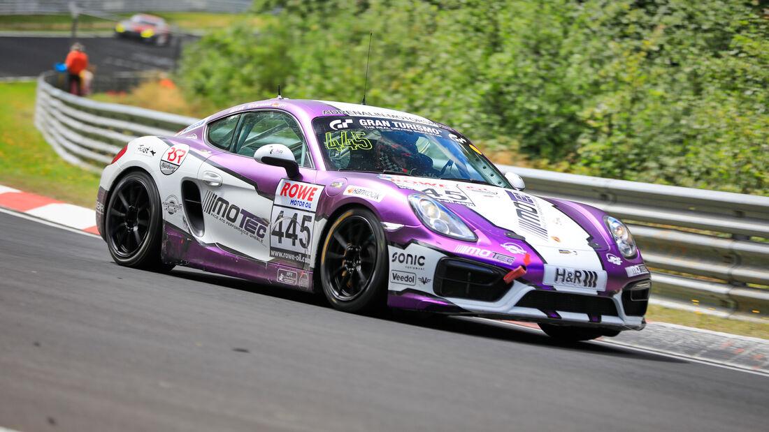 Porsche Cayman - Startnummer #445 - Pixum CFN Team Adrenalin Motorsport - V5 - NLS 2020 - Langstreckenmeisterschaft - Nürburgring - Nordschleife