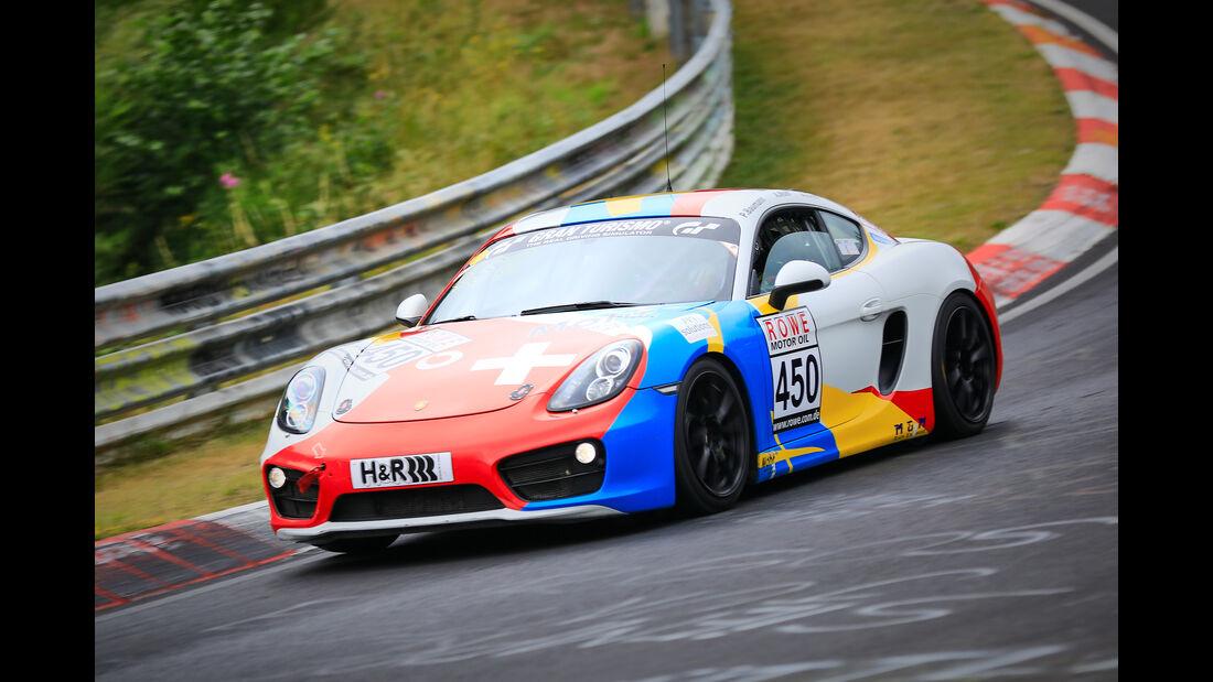 Porsche Cayman - Startnummer #450 - V5 - VLN 2019 - Langstreckenmeisterschaft - Nürburgring - Nordschleife