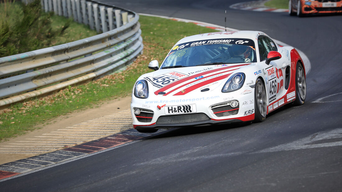 Porsche Cayman - Startnummer #456 - Team Young KRS Danes - V5 - NLS 2021 - Langstreckenmeisterschaft - Nürburgring - Nordschleife