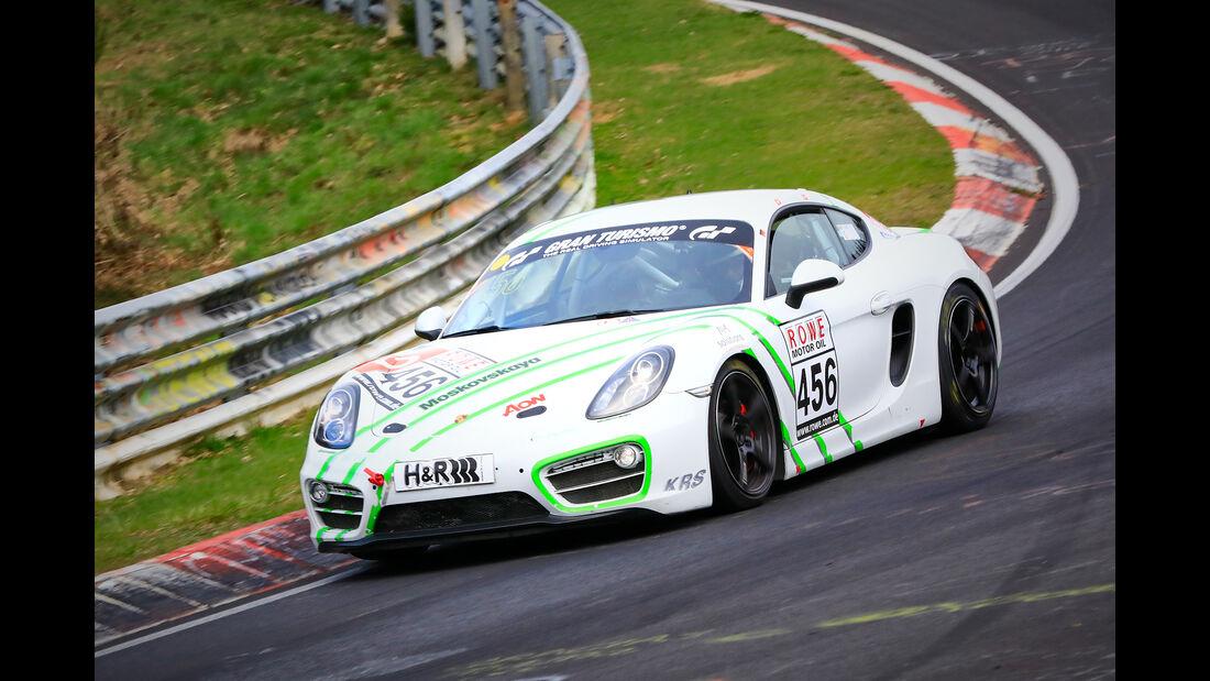 Porsche Cayman - Startnummer #456 - V5 - VLN 2019 - Langstreckenmeisterschaft - Nürburgring - Nordschleife