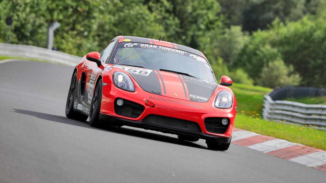 Porsche Cayman - Startnummer #458 - FK Performance Motorsport - V5 - NLS 2020 - Langstreckenmeisterschaft - Nürburgring - Nordschleife