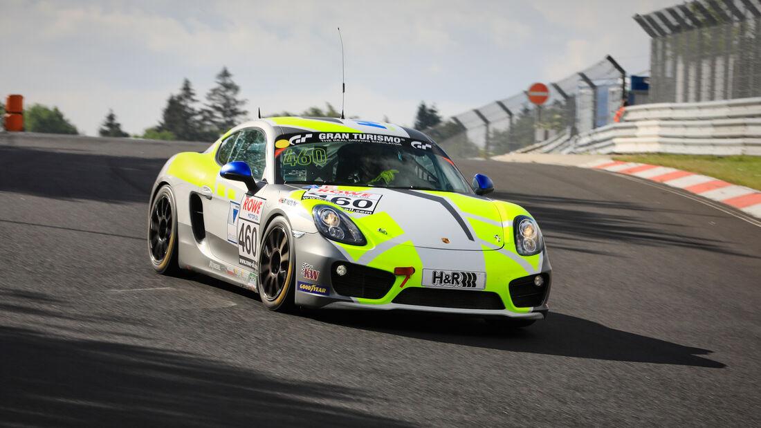 Porsche Cayman - Startnummer #460 - W&S Motorsport GmbH - V5 - NLS 2020 - Langstreckenmeisterschaft - Nürburgring - Nordschleife