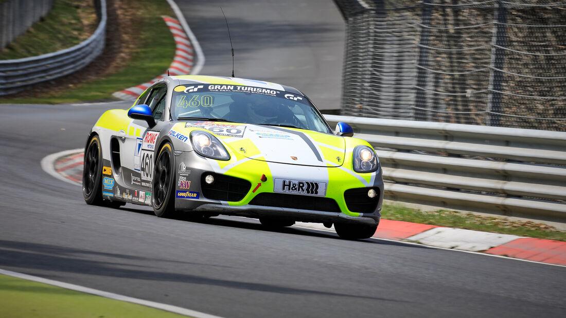 Porsche Cayman - Startnummer #460 - W&S Motorsport GmbH - V5 - NLS 2021 - Langstreckenmeisterschaft - Nürburgring - Nordschleife