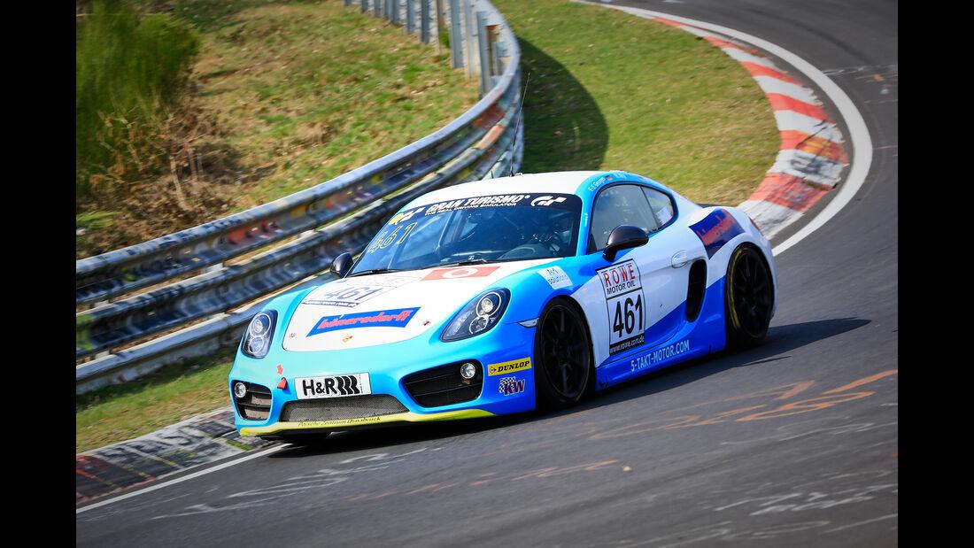 Porsche Cayman - Startnummer #461 - V5 - VLN 2019 - Langstreckenmeisterschaft - Nürburgring - Nordschleife