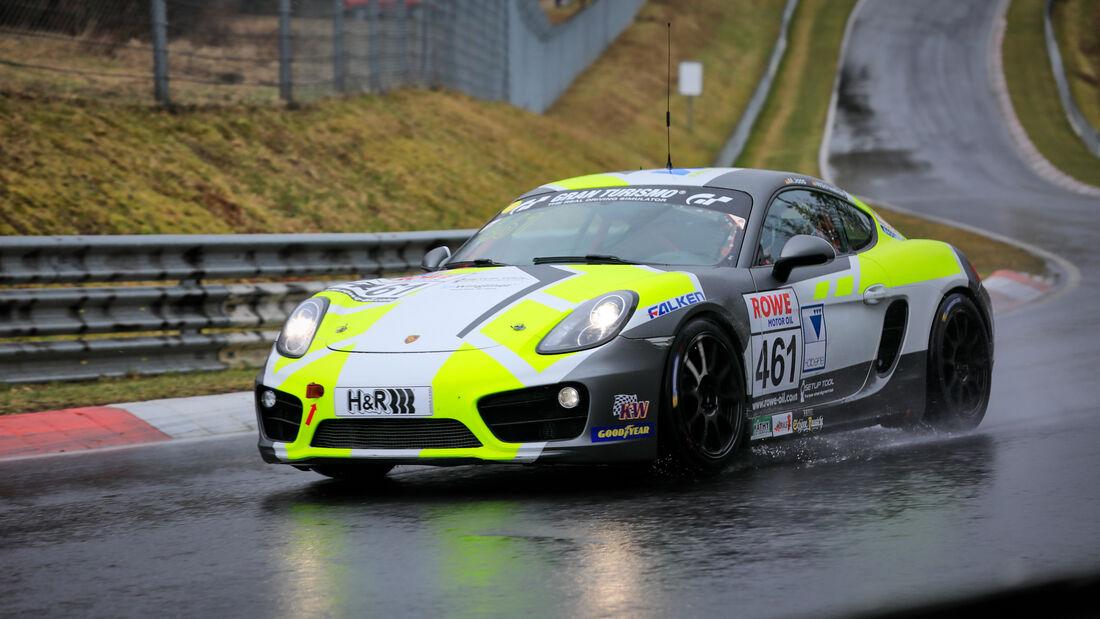 Porsche Cayman - Startnummer #461 - W&S Motorsport GmbH - V5 - NLS 2021 - Langstreckenmeisterschaft - Nürburgring - Nordschleife