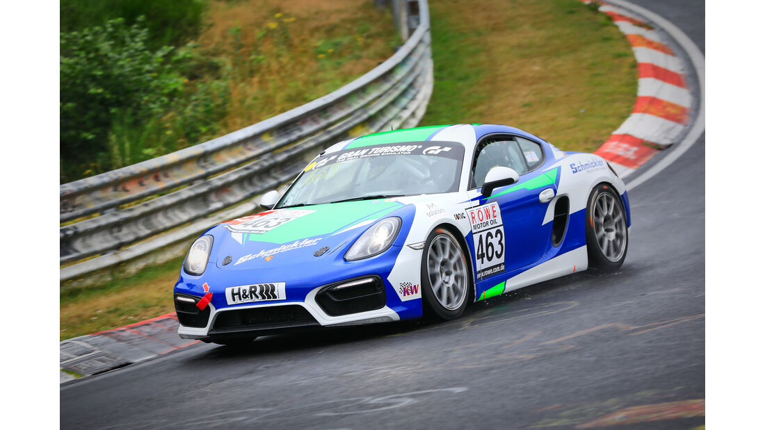 Porsche Cayman - Startnummer #463 - Schmickler Performance powered by Rave - V5 - VLN 2019 - Langstreckenmeisterschaft - Nürburgring - Nordschleife
