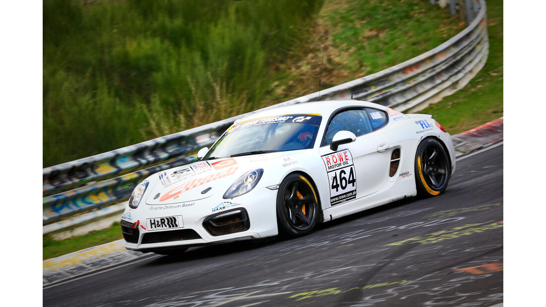 Porsche Cayman - Startnummer #464 - V5 - VLN 2019 - Langstreckenmeisterschaft - Nürburgring - Nordschleife