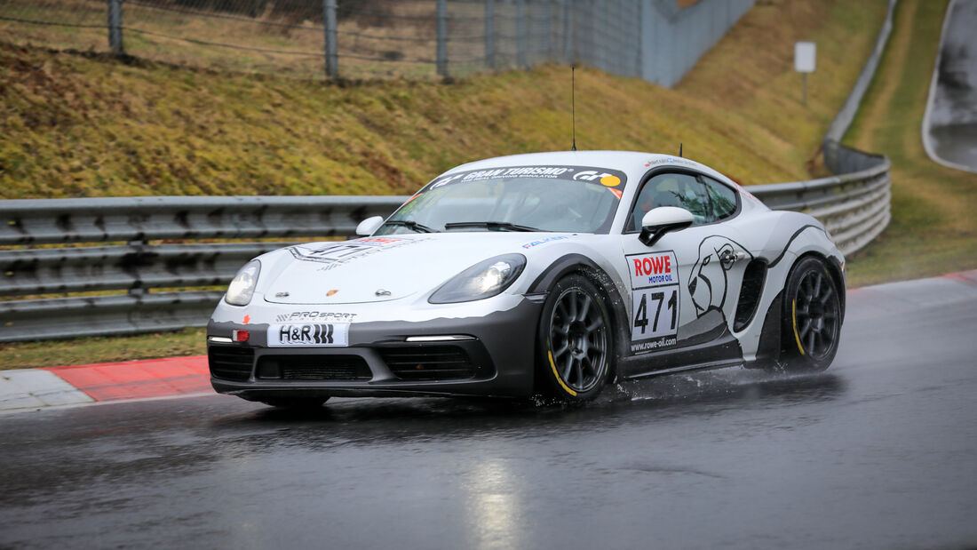 Porsche Cayman - Startnummer #471 - PROsport-Racing GmbH - VT3 - NLS 2021 - Langstreckenmeisterschaft - Nürburgring - Nordschleife