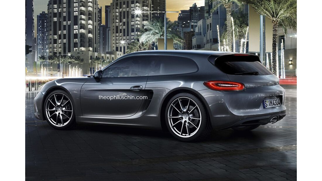 Porsche Cayvan