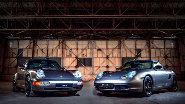 Porsche Classic UK