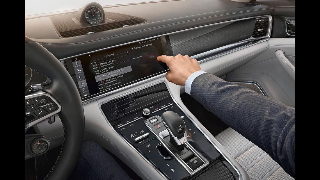 Porsche Connectivity