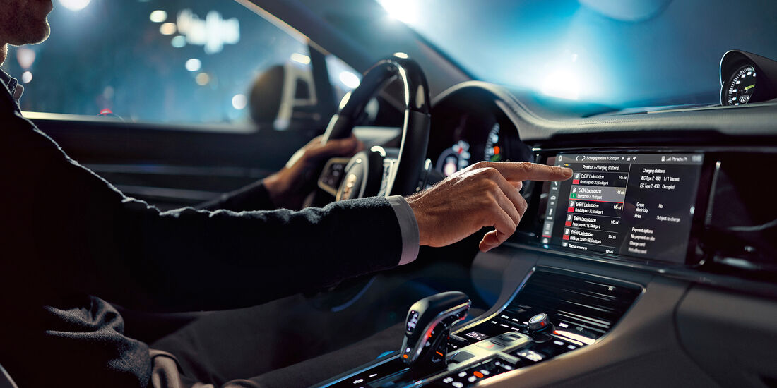 Porsche Connectivity
