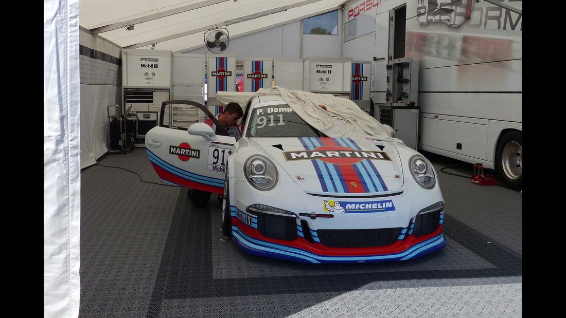 Porsche-Cup - Formel 1 - GP Deutschland - Hockenheim - 17. Juli 2014