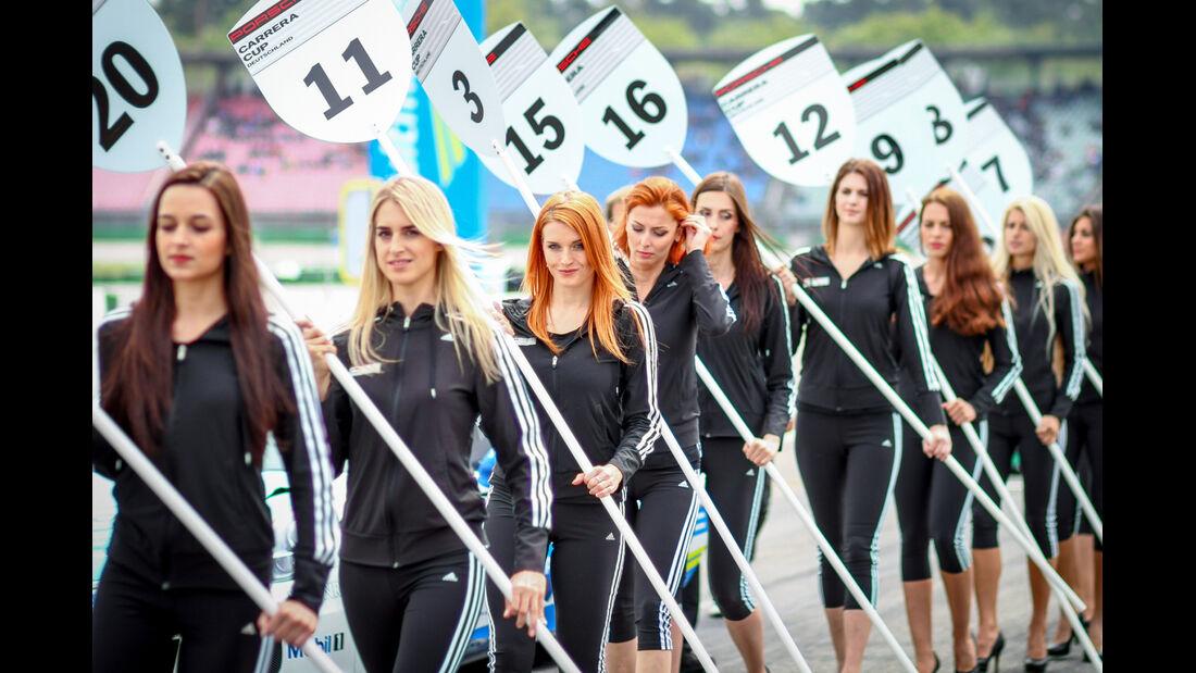 Porsche Cup-Girls - Hockenheim - 2015