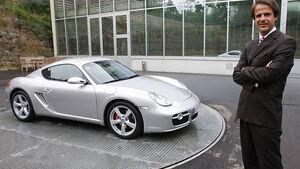 Porsche-Designchef Michael Mauer