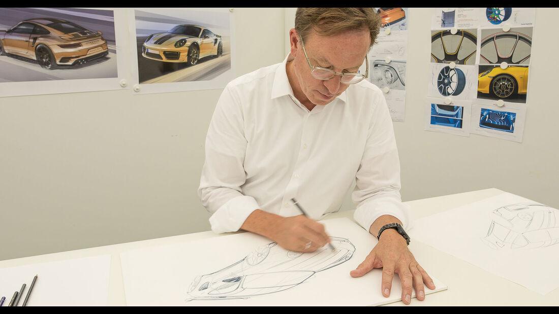 Porsche Designer Grant Larson (2021)