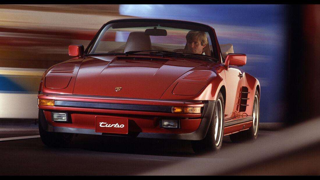 Porsche Exclusive 911 Turbo Cabriolet Flachbau