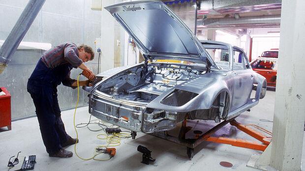 Porsche Exclusive Fertigung 911 Slant nose