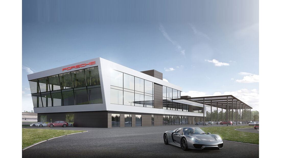 Porsche Experience Center Hockenheim