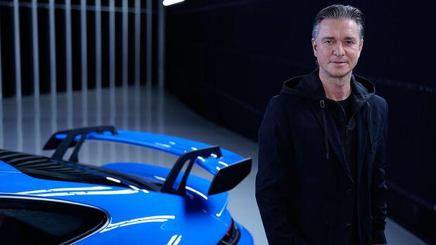 Porsche-Finanzvorstand Lutz Meschke