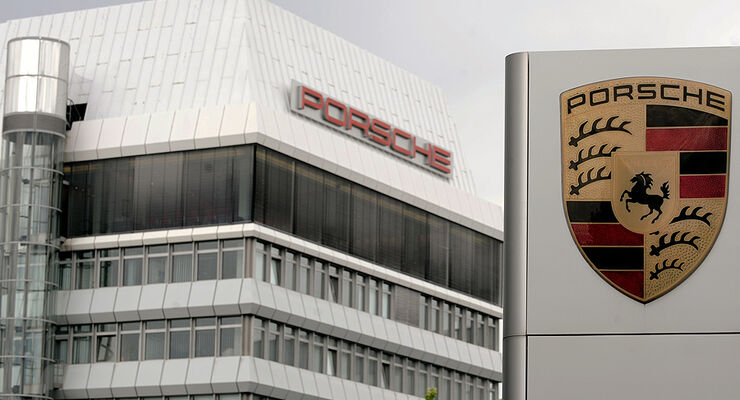 Porsche Firmensitz