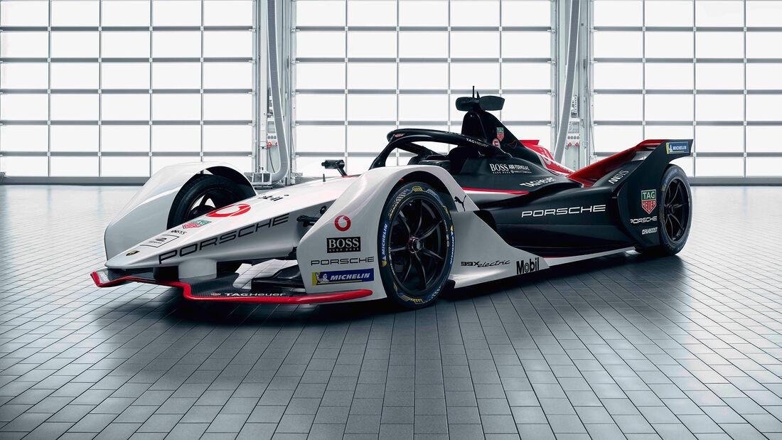 Porsche - Formel E - 2019