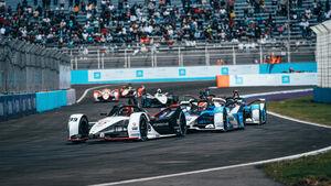 Porsche - Formel E 2021 - Mexiko - Puebla- Pascal Wehrlein