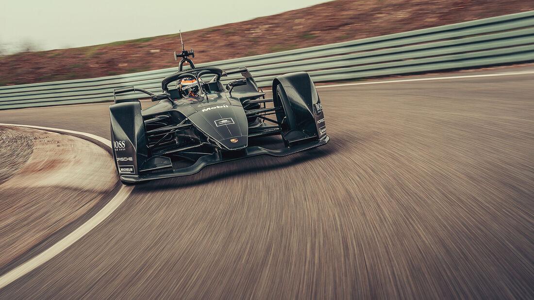 Porsche - Formel E - Rollout - Weissach