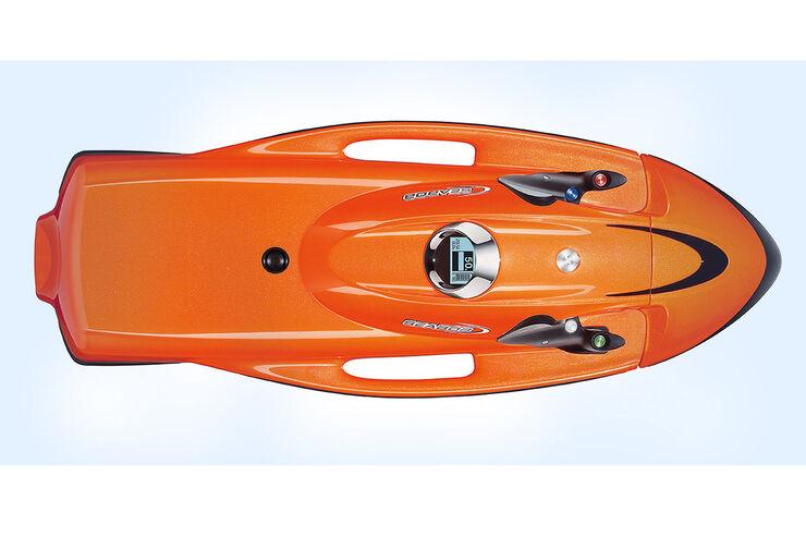 Porsche Fremdentwicklung Cayago Seabob