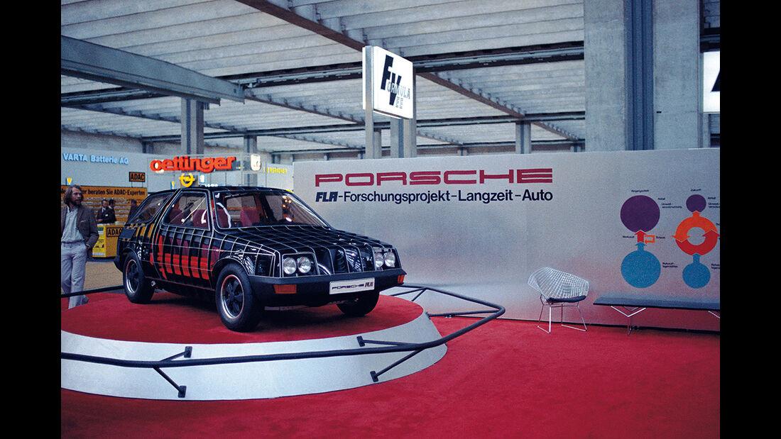 Porsche Fremdentwicklungen