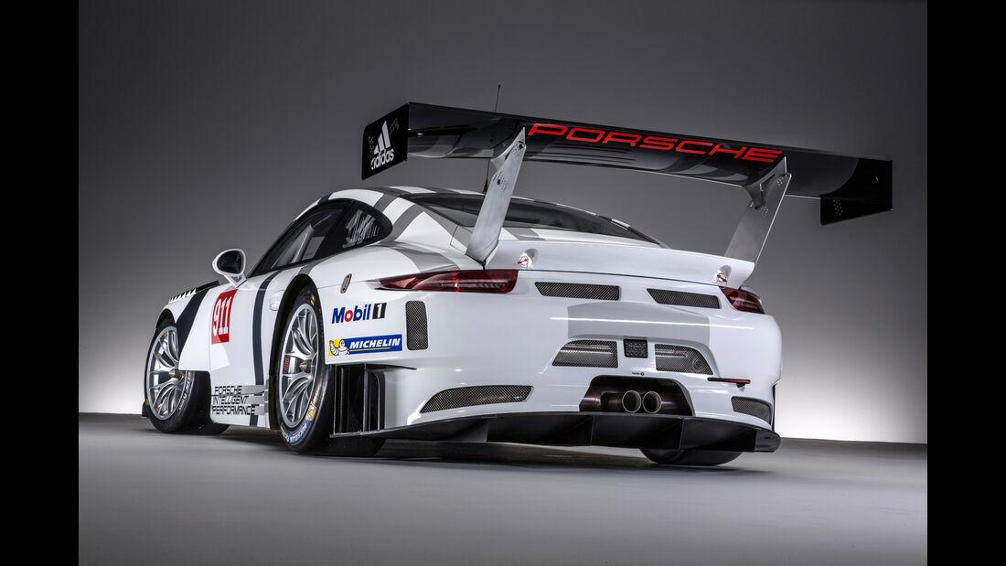 Porsche GT3 - Heckflügel