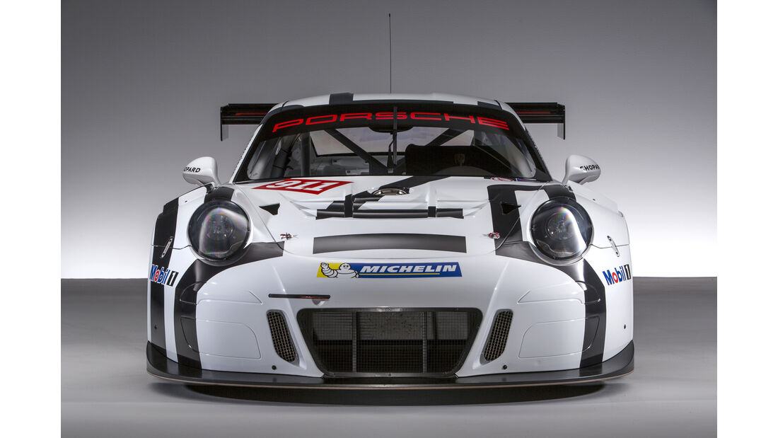 Porsche GT3 R Studio Front