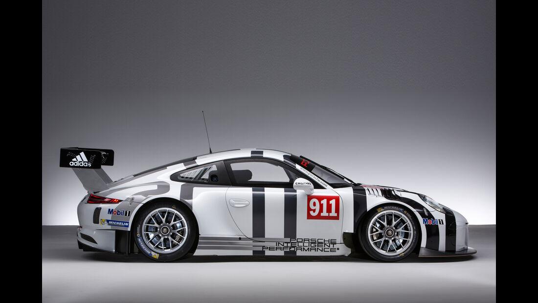 Porsche GT3 R Studio Seite