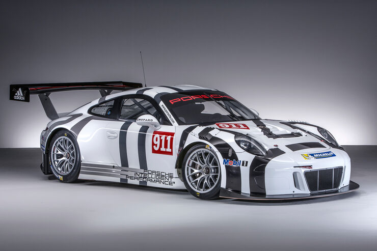 Porsche GT3 R Studio Totale