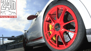 Porsche GT3 RS, 24h-Projekt 2010 Logo