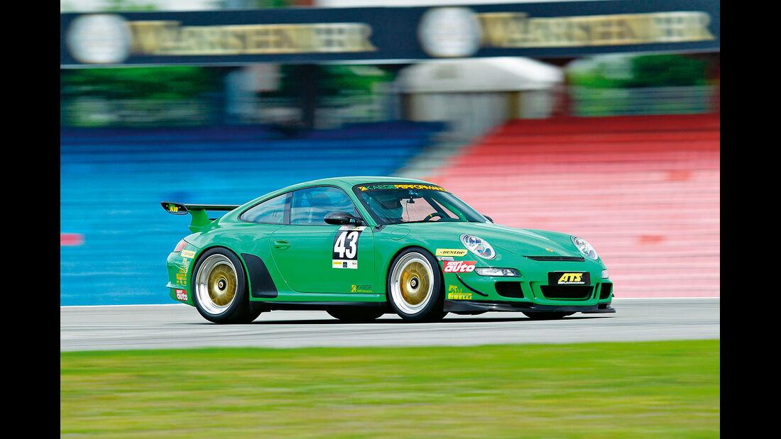 Porsche GT3 RS, Kaege Performance
