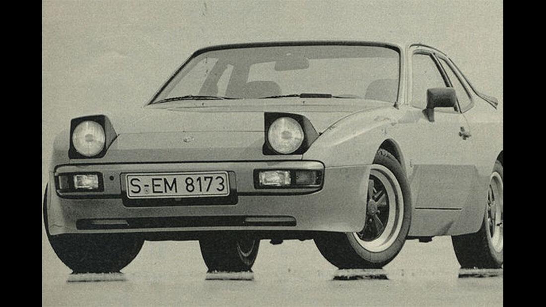Porsche, IAA 1981