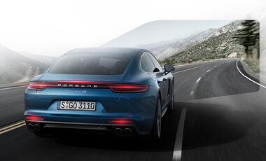 Porsche Infrarotsensoren autonomes fahren